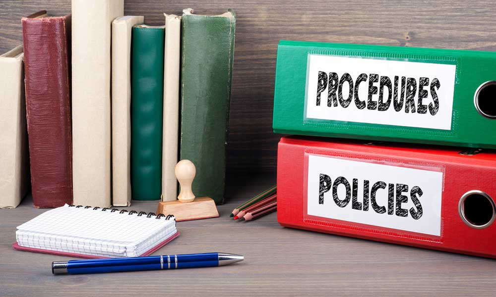 Procedures & Policies